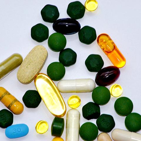 サプリメントと薬剤師