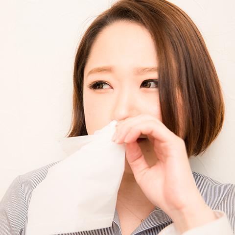 冬のウイルスに要注意! インフルエンザ対策をしよう