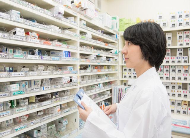 お薬を貰う為に薬剤師に渡す処方箋とは?